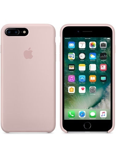 iPhone 7 / 8 Plus Silikon Kapak-Apple